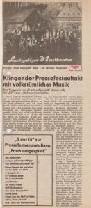 1984 Pressefest